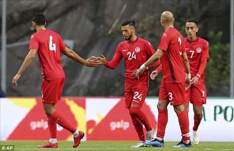 Kết quả Bồ Đào Nha vs Tunisia 2-2 giao hữu quốc tế đêm qua hình ảnh