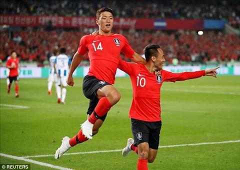 Clip bàn thắng Hàn Quốc vs Honduras 2-0 Giao hữu quốc tế hình ảnh