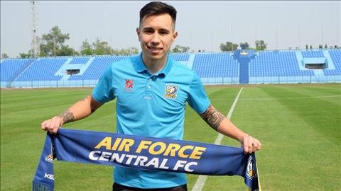 Michal Nguyen co the tro thanh noi binh o Thai League.