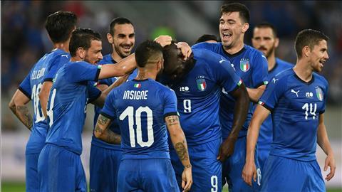 Kết quả Italia vs Saudi Arabia 2-1 giao hữu quốc tế đêm qua hình ảnh