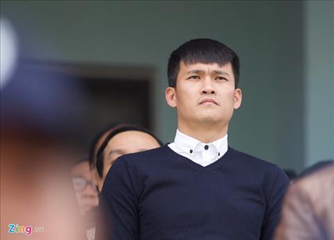Mot nam duoi thoi Quyen chu tich Le Cong Vinh, CLB TP.HCM da co nhieu thay doi tich cuc. Anh: Tung Le/Zing.vn