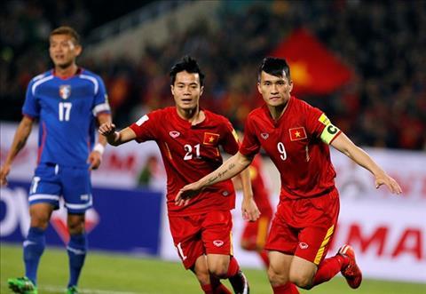 Công Vinh lọt tốp 5 chân sút vĩ đại nhất lịch sử AFF Cup hình ảnh