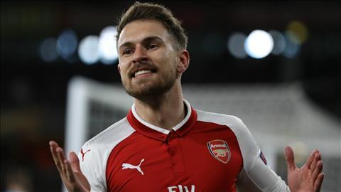 Chi 40 triệu bảng, Chelsea muốn mua Aaron Ramsey hình ảnh