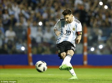 Clip kết quả bàn thắng Argentina vs Haiti 4-0 Giao hữu quốc tế hình ảnh