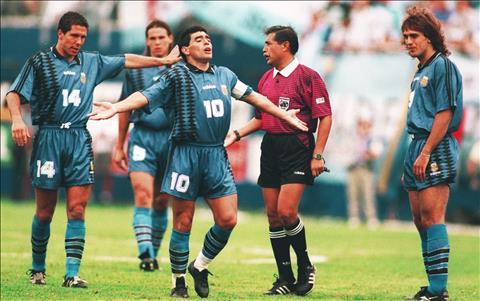 World Cup 1994 Diego Maradona