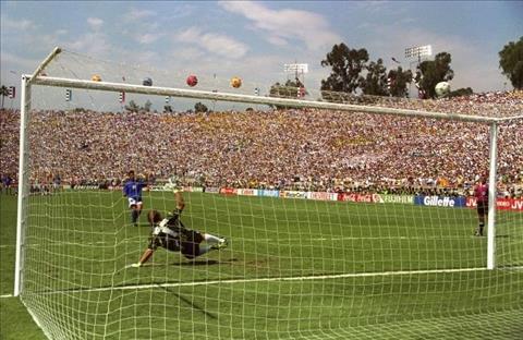 World Cup 1994 Roberto Baggio da penalty vot xa