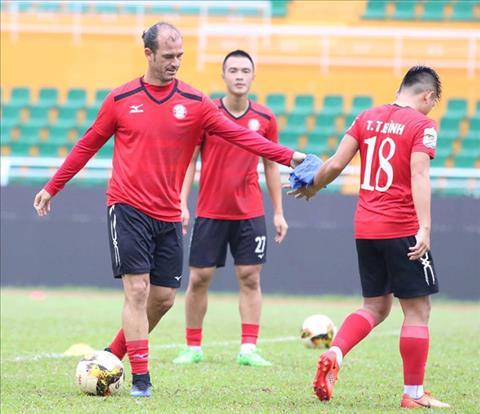 Huỳnh Kesley gia nhập CLB TP Hồ Chí Minh trong giai đoạn lượt về hình ảnh