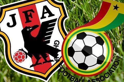 Nhận định Nhật Bản vs Ghana 17h25 ngày 305 Giao hữu quốc tế hình ảnh