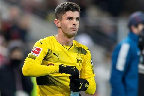 Dortmund chốt giá bán ngôi sao Pulisiccho Real Madrid hình ảnh
