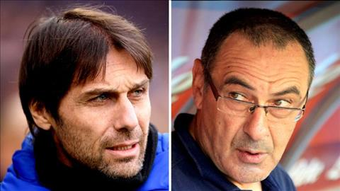 Tiền vệ Willian của Chelsea so sánh Conte vs Sarri hình ảnh
