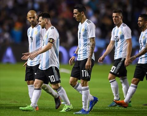 So do Argentina