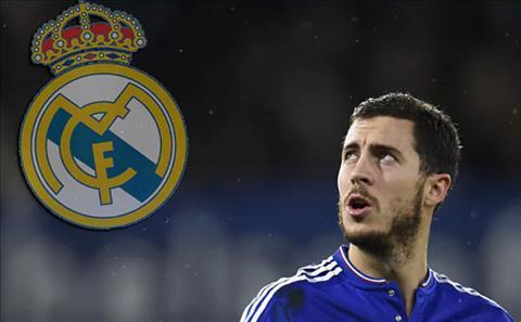 Không dễ để Real Madrid đưa Eden Hazard rời Chelsea hình ảnh