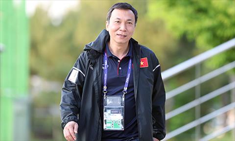 Trần Quốc Tuấn không tranh cử Chủ tịch VFF hình ảnh