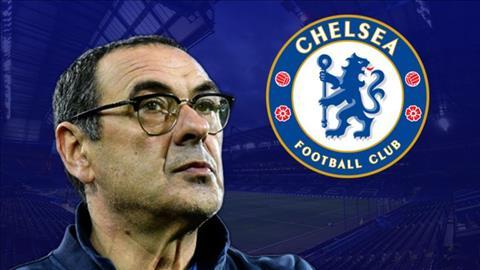 Thương vụ HLV Maurizio Sarri tới Chelsea sắp được công bố hình ảnh