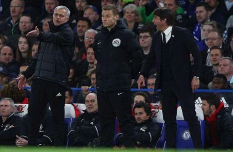Mourinho hóa giải thù hận với Conte hình ảnh