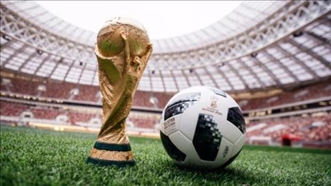VTV đồng ý chia sẻ bản quyền World Cup 2018 tại Việt Nam hình ảnh