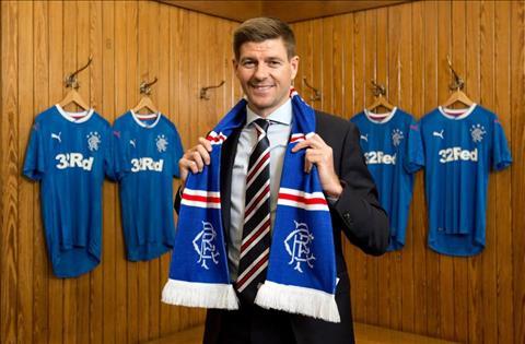 Gerrard làm HLV Rangers tham vọng được dẫn dắt MU hình ảnh