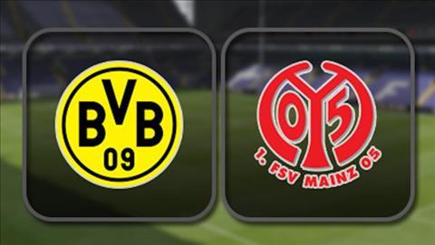 Dortmund vs Mainz 23h30 ngày 134 (Bundesliga 201819) hình ảnh