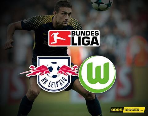 Leipzig vs Wolfsburg 20h30 ngày 134 (Bundesliga 201819) hình ảnh