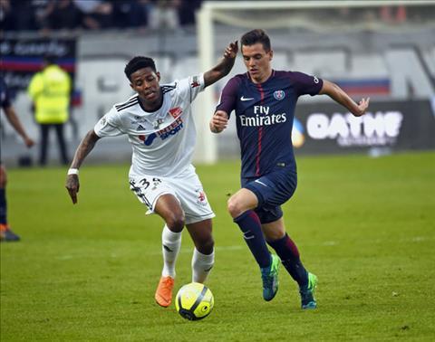 Clip ban thang ket qua Amiens vs PSG 2-2 Vong 36 Ligue 1 201718 hinh anh