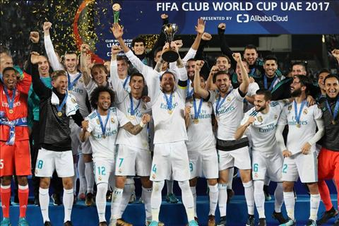 Ramos nang cao FIFA Club World Cup 2017