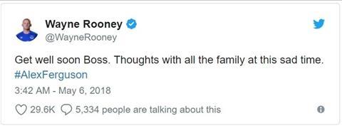Rooney chuc Sir Alex