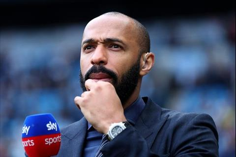 Thierry Henry bi chi trich vi khong tham gia le chia tay Wenger.
