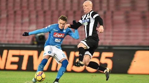 Nhan dinh Napoli vs Torino 2h30 ngay 18/2 (Serie A 2018/19)