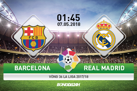 Preview Barca vs Real Madrd