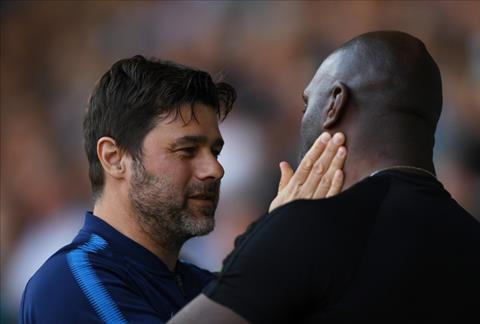 Mauricio Pochettino phat bieu ve tran West Brom vs Tottenham hinh anh