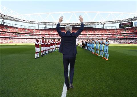 Arsene Wenger chính thức ra đi Thịnh suy cùng nhà cách mạng của Arsenal hình ảnh 5