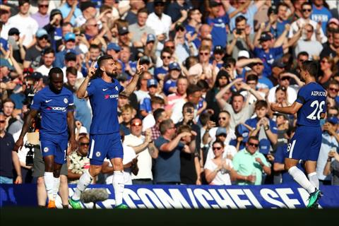 Chelsea thang Liverpool 1-0