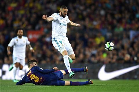 Du am Barca vs Real Co Messi va trong tai, Barca la so 1 TBN hinh anh
