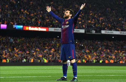 Hau El Clasico Co Messi va trong tai, Barca xung danh so 1 TBN hinh anh 2