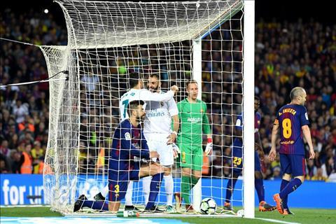 Ronaldo ghi ban cho Real