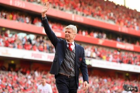 Arsenal đang phải hối hận vì đã đuổi Arsene Wenger hình ảnh