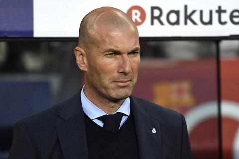 Zidane doi ap dung VAR sau tran hoa Barca