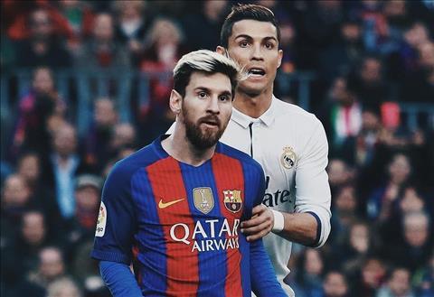 Cristiano Ronaldo và Messi cùng lập kỷ lục trong trận El Clasico