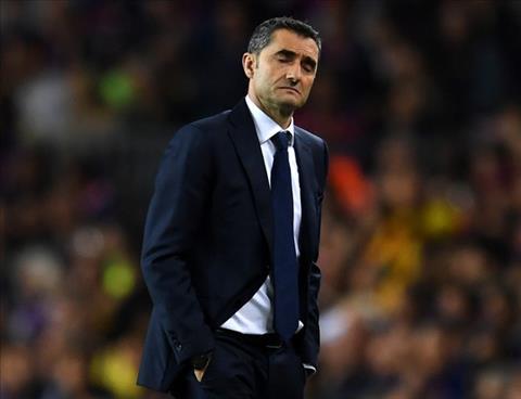 Valverde phat bieu ve tran Barca vs Real