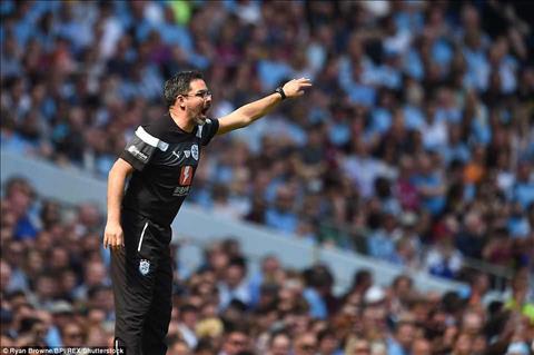HLV David Wagner cua Huddersfield Town