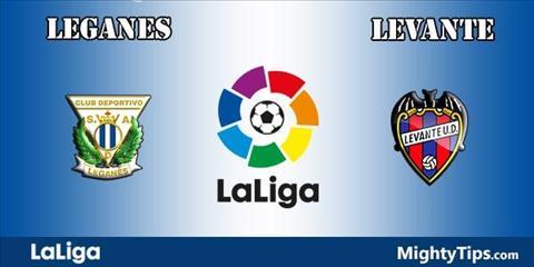 Leganes vs Levante 3h00 ngày 53 (La Liga 201819) hình ảnh