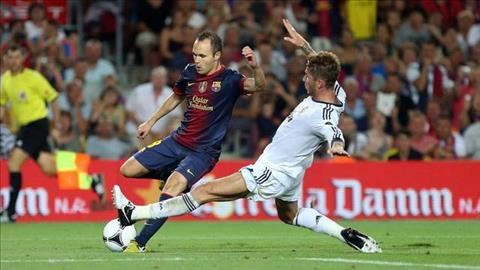 Ramos hen gap Iniesta o Trung Quoc