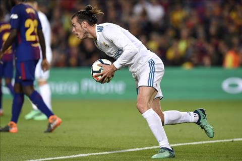 tien dao Gareth Bale
