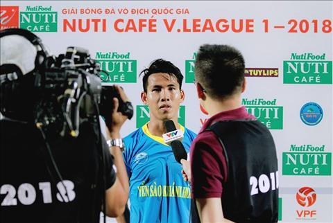 Nguyễn Hoàng Quốc Chí tự tin thay thế Văn Thanh ở AFF Cup 2018 hình ảnh