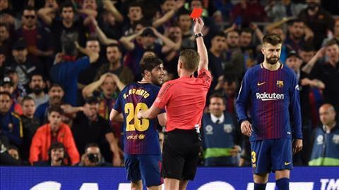 Messi chui trong tai tran El Clasico la  do rac ruoi hinh anh