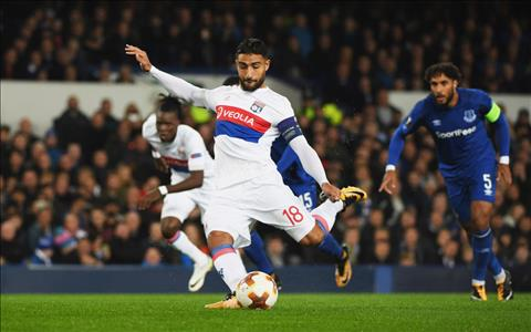 Fekir co 17 ban thang o Ligue 1 mua nay