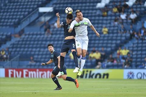 Video ket qua Buriam vs Jeonbuk Huyndai 3-2 cup C1 chau A 2018 hinh anh