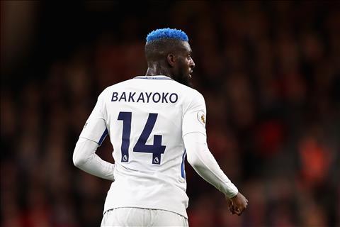Tiemoue Bakayoko muốn ở lại Chelsea thay vì ra đi hình ảnh