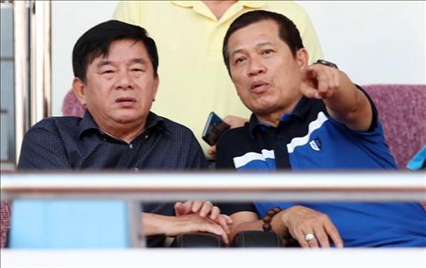Pho Ban trong tai Duong Van Hien khong duoc VPF moi lam nhiem vu.