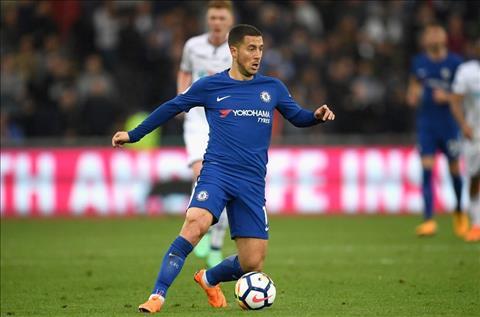 Eden Hazard phat bieu ve tuong lai tai Chelsea hinh anh